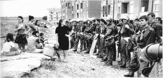 8 settembre 1974: Fabrizio Ceruso e la battaglia di San Basilio