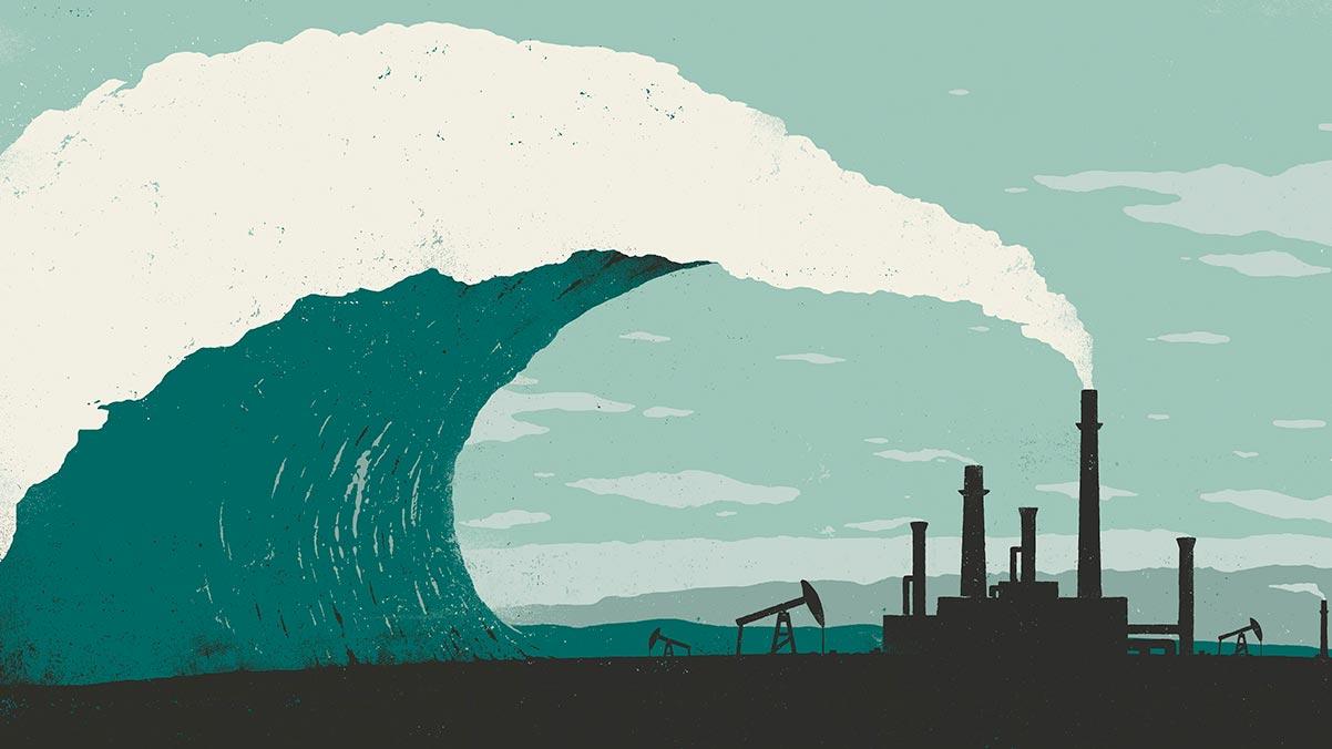 Il capitalismo distrugge il pianeta, distruggiamo il capitalismo