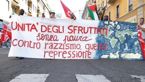 Napoli, assemblea nazionale: cambia il governo ma non le nostre ragioni