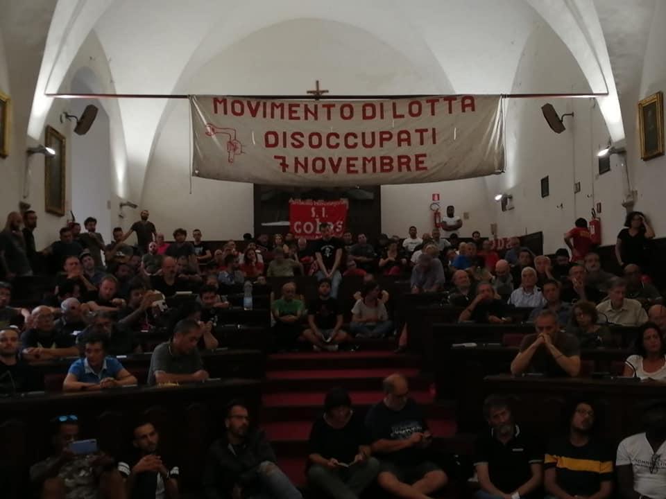 Assemblea nazionale a Napoli: per un fronte di lotta anticapitalista!