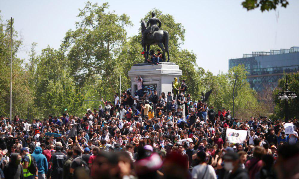 [SPECIALE CILE] - I rivoluzionari cileni rivendicano lo sciopero generale fino alla caduta del governo Piñera
