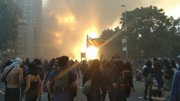 Dossier - La crisi di Piñera e la ribellione popolare in Cile