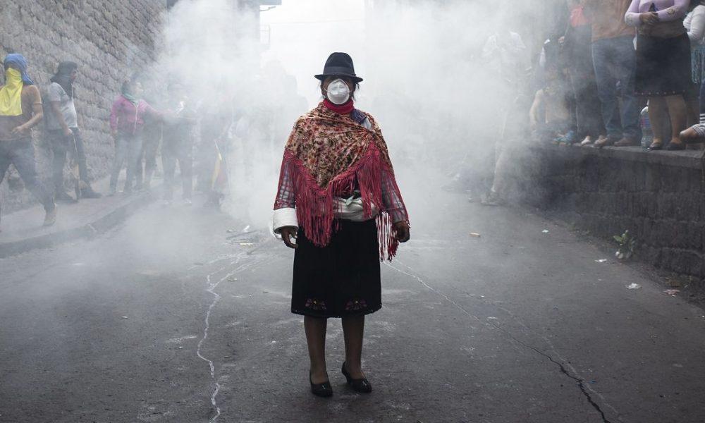 Lo sciopero generale contro il FMI blocca l'Ecuador