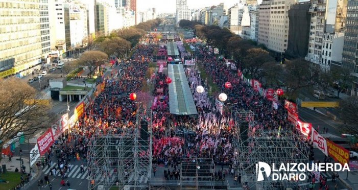 Dichiarazione internazionale di appoggio al FIT-Unidad in Argentina
