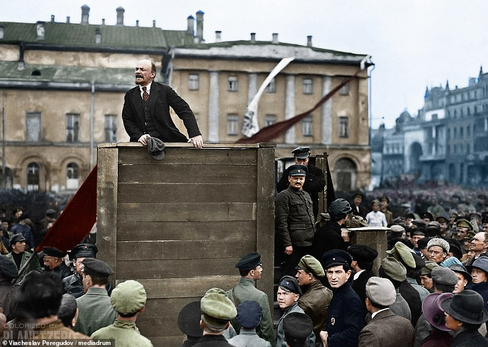 Lo Stato tra rivoluzione e controrivoluzione - prima parte