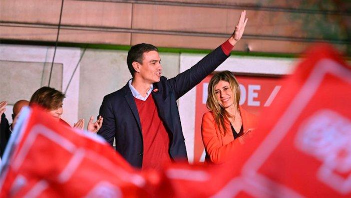 Spagna: il PSOE vince le elezioni ma non risolve la crisi politica