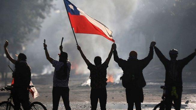 Le lotte in Cile, Libano e Iraq, e la questione dell'organizzazione dei lavoratori