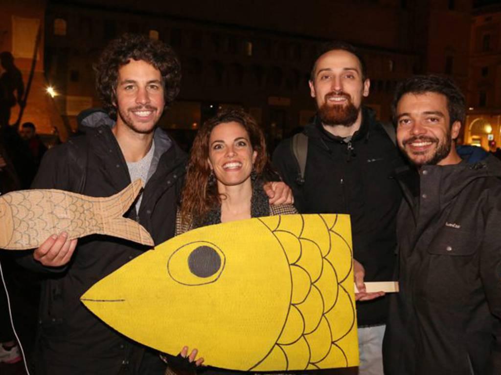 Discutere, partecipare, lottare: perché i capi delle sardine non possono fermare Salvini e la destra