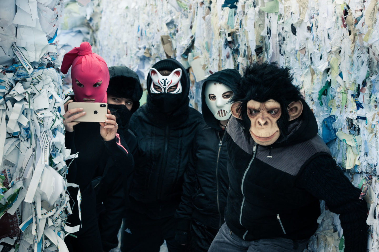 Joker e Wir sind die Welle: la tensione anticapitalista nella cultura mainstream