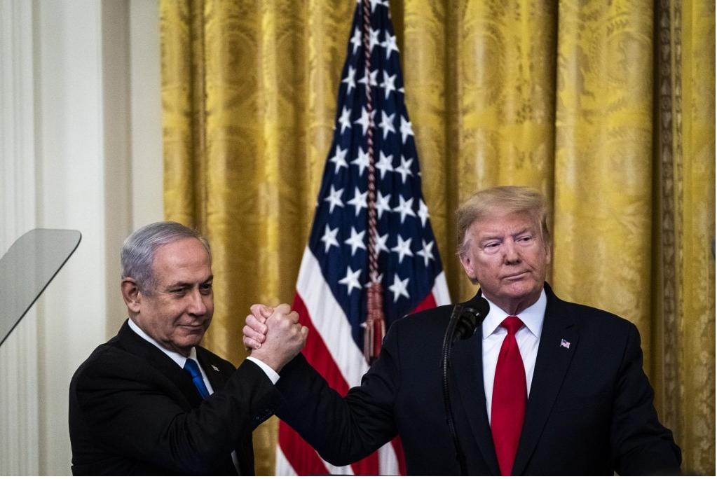 L'infame piano di Trump per la pace in Palestina