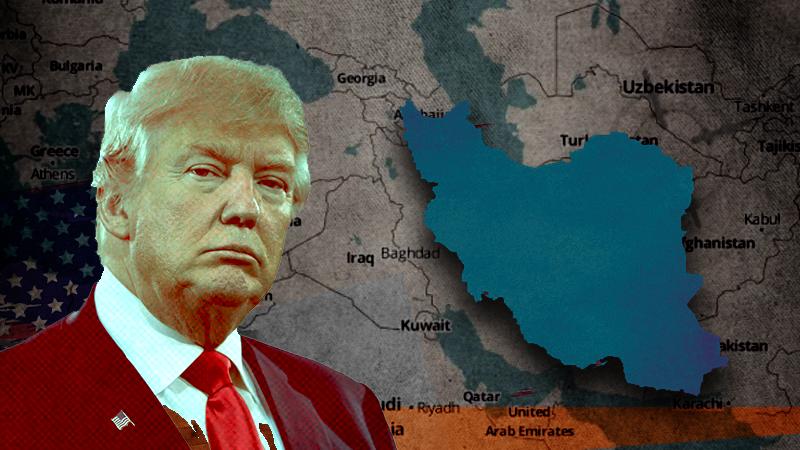 Abbasso l'aggressione imperialista USA in Iran!