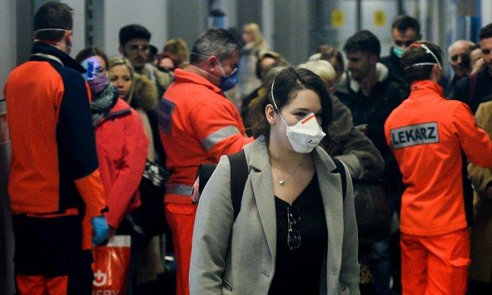 """Gli Stati Uniti giudicano """"inevitabile"""" la diffusione del Coronavirus, la preoccupazione globale cresce"""