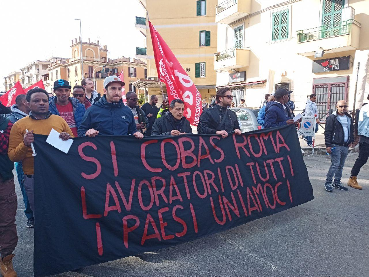 """Sciopero Peroni a Roma, oggi corteo: """"La lotta alla Peroni ..."""