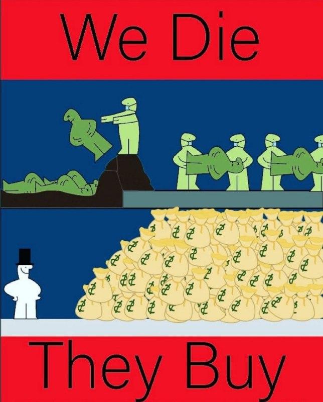 Oltre il virus, è il capitalismo che ci fa pagare la sua crisi: combattiamoli entrambi!