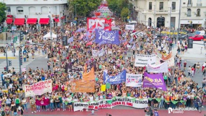 8 e 9 marzo: due giorni di lotta femminista internazionale!