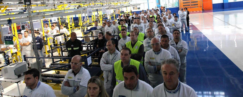 Le contraddizioni di #iorestoacasa per i lavoratori: gli operai di FCA Pomigliano si sono ribellati!