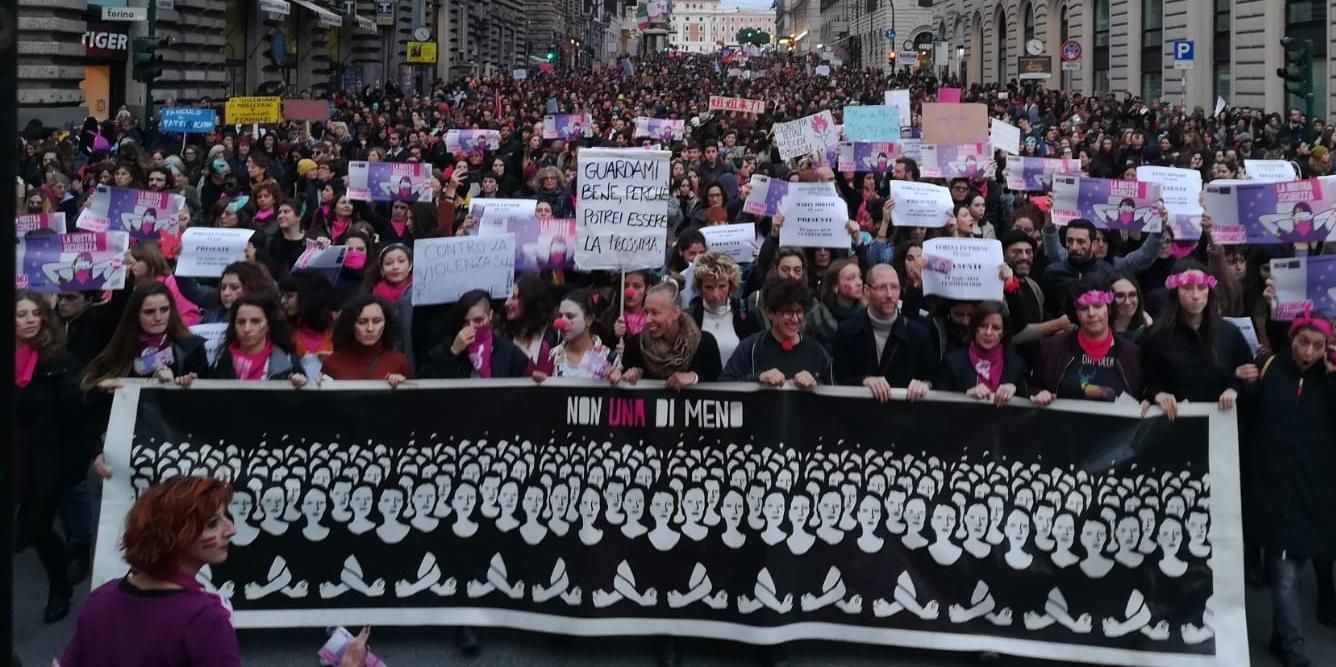 Assemblea virtuale, l'intervento di Il pane e le rose: strutture e misure garantite per tutte le donne! Non una di meno!
