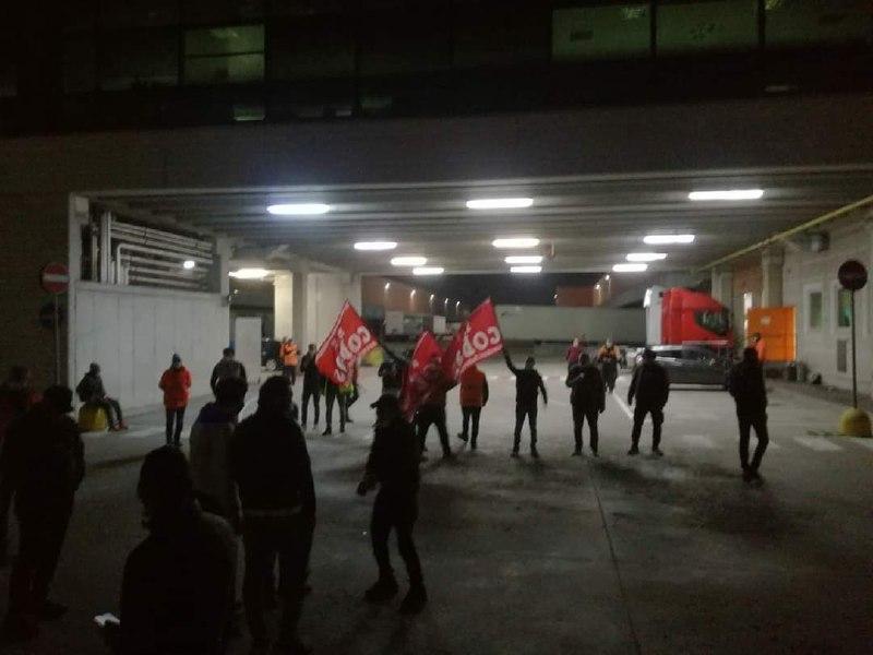 FedEx vuole licenziare sessanta lavoratori: sciopero nazionale!