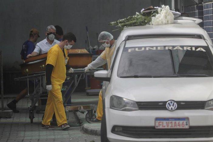 Il Brasile ha superato il contagio della Cina mentre Bolsonaro continua la campagna contro l'isolamento