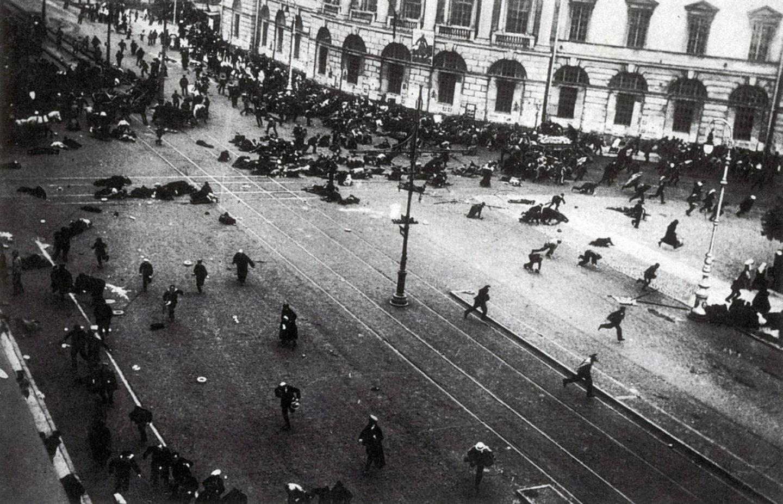 Come hanno vinto i bolscevichi