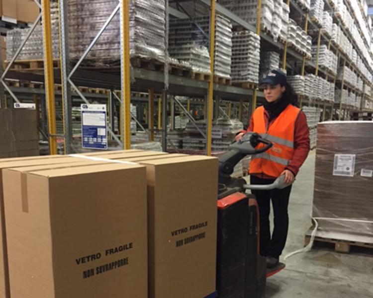 """Le lavoratrici della logistica: """"Basta usare l'emergenza per fare più profitti sulla nostra pelle!"""""""