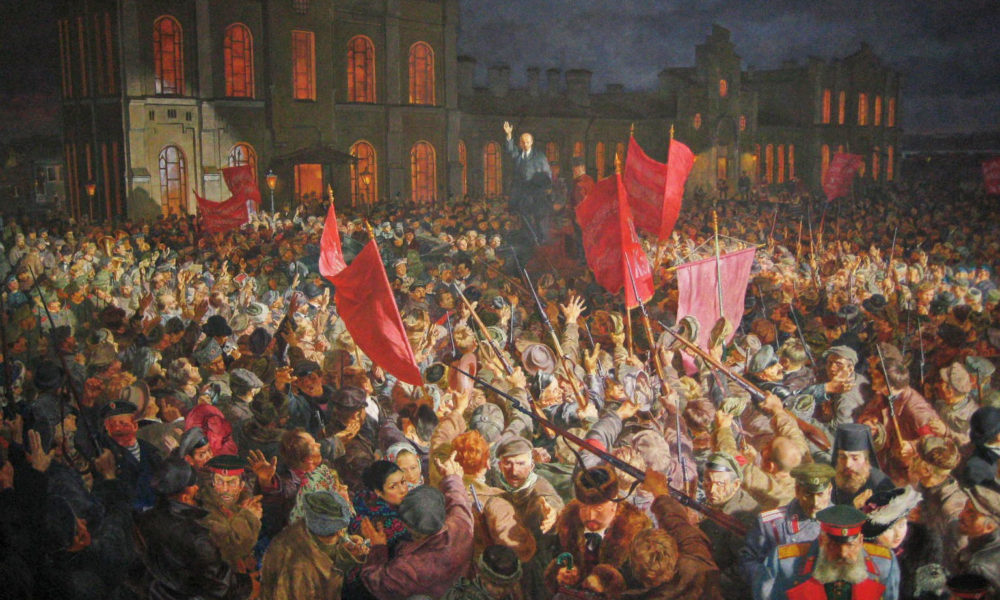 La rivoluzione socialista, la liberazione delle donne e l'estinzione della famiglia
