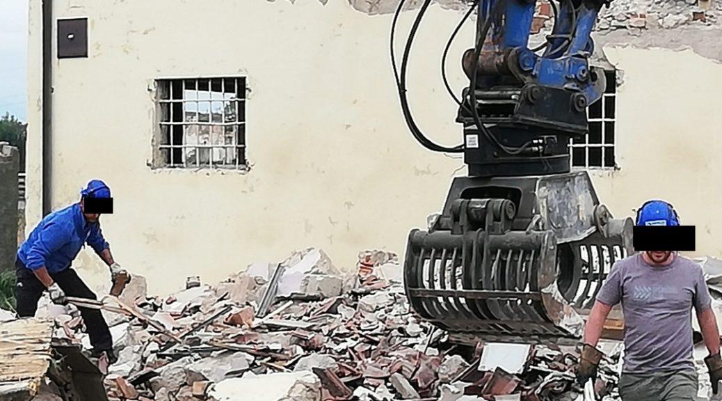 TAV: cantieri aperti e operai senza mascherine durante il lockdown