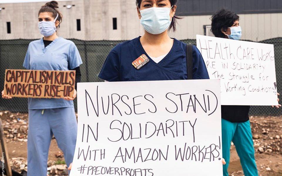 Intervista a lavoratori della sanità: rivendichiamo un'uscita socialista dalla crisi!