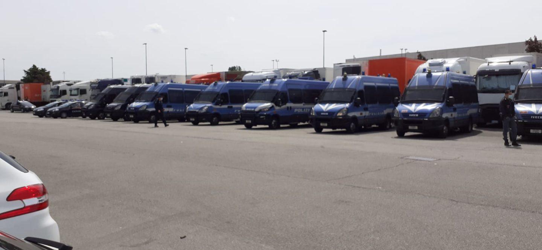 Sciopero nazionale in FedEx, la multinazionale mobilita un esercito contro i lavoratori