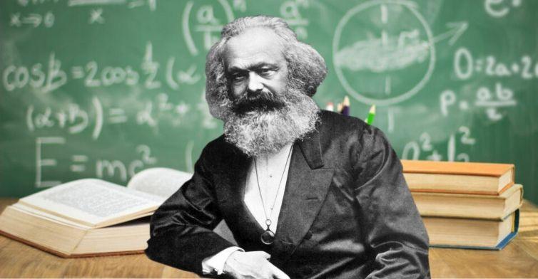 Contro il Marx insegnato nelle scuole