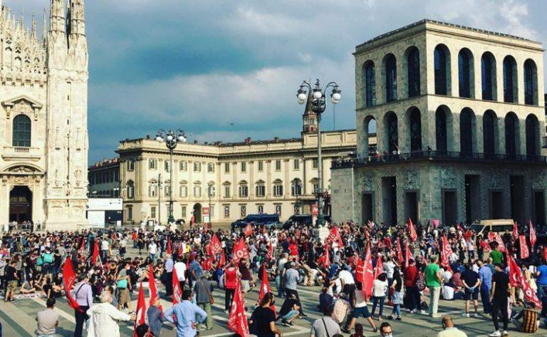 Patto d'azione: coordinamenti locali e un'assemblea di delegati dei lavoratori per il fronte unico!