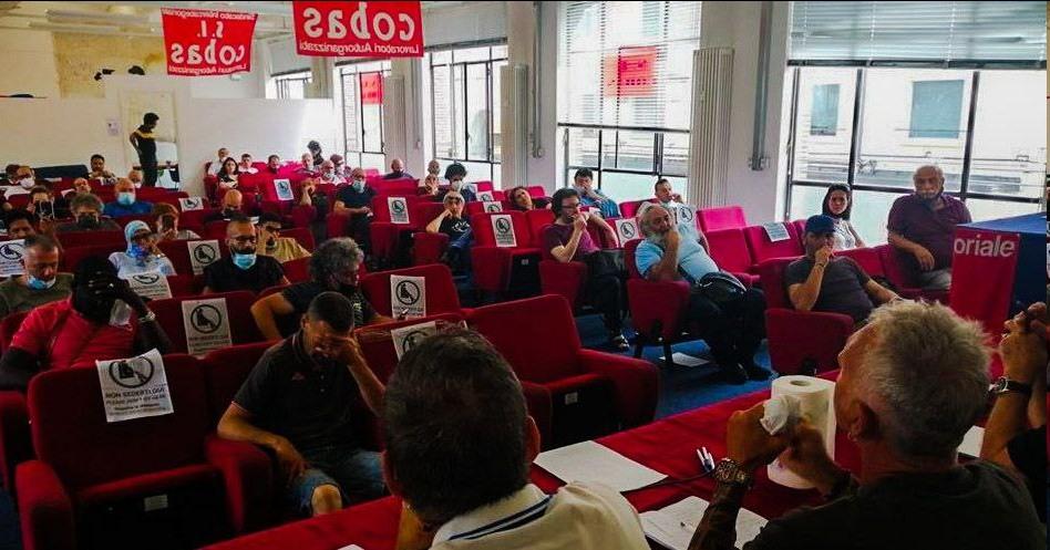 Prima assemblea fisica del patto d'azione anticapitalista a Bologna!
