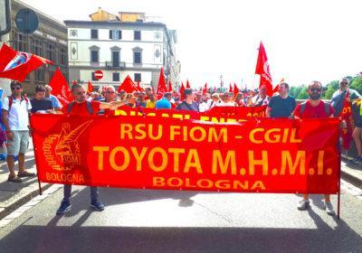 Toyota MHMI Bologna: a chi giovano le selezioni razziste?