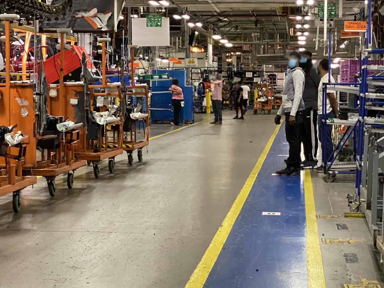 Lettera aperta degli operai FCA di Detroit: lottiamo per la sicurezza sul lavoro e per salvare le nostre vite!