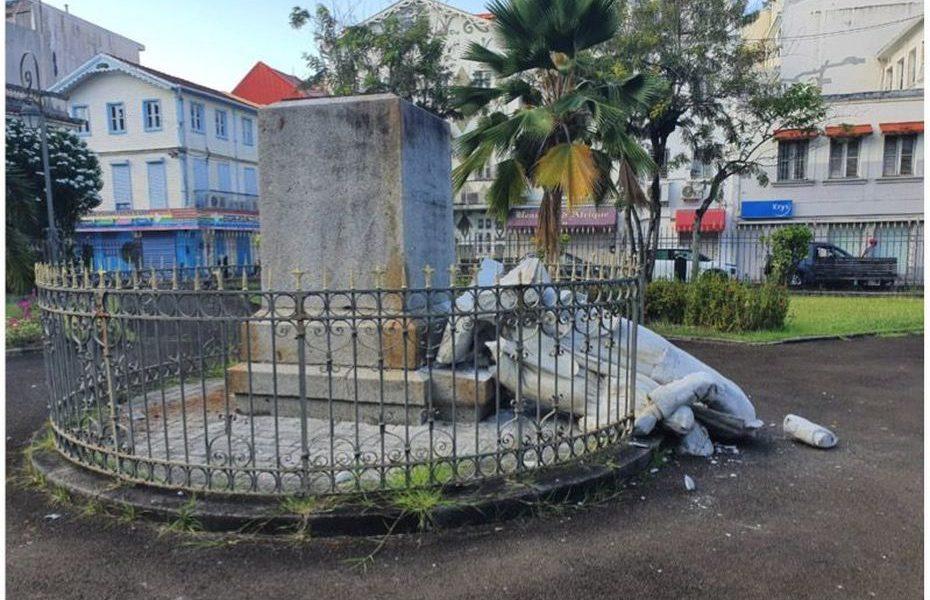 Abbattere le statue degli oppressori: cosa c'è di più legittimo?