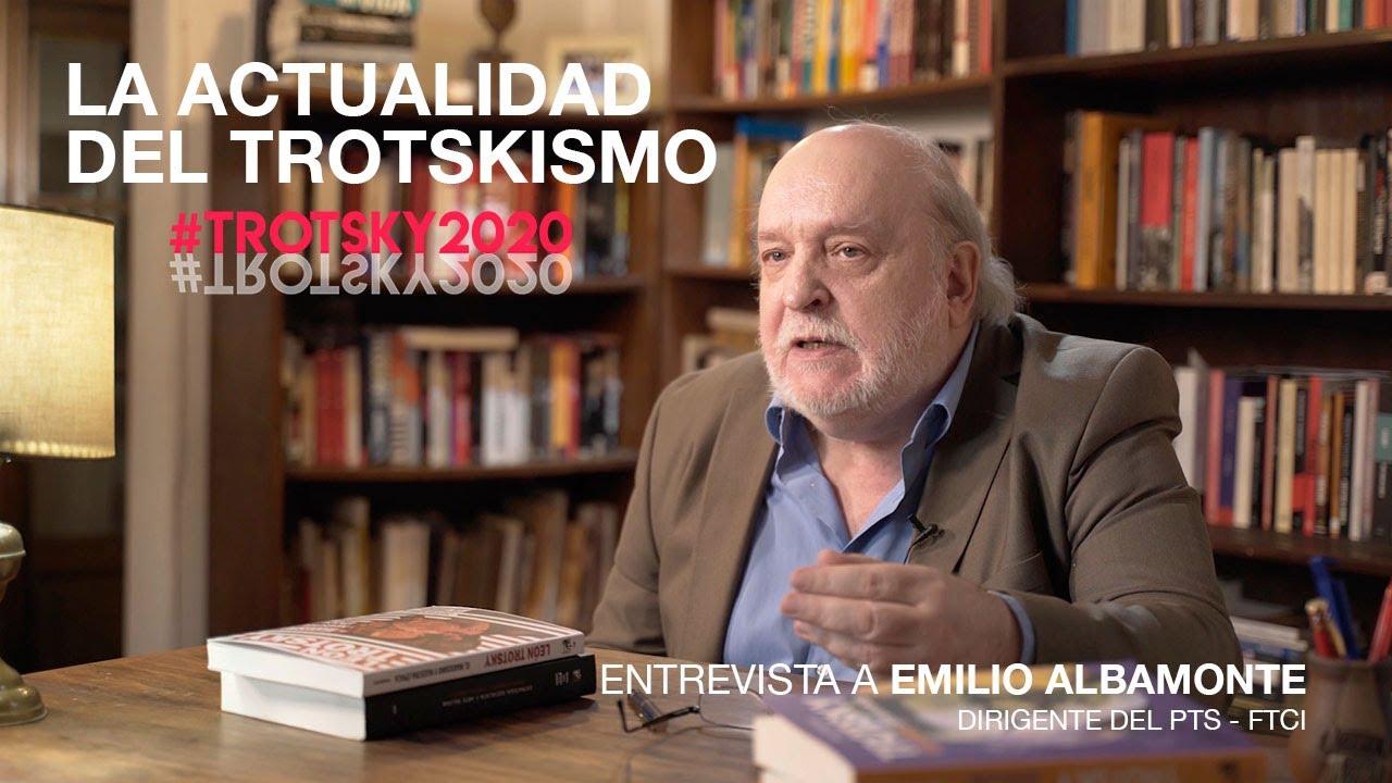 """#Trotsky2020: """"Il miglior tributo a Trotsky è chiarire le opportunità che la crisi capitalista apre a noi rivoluzionari"""""""