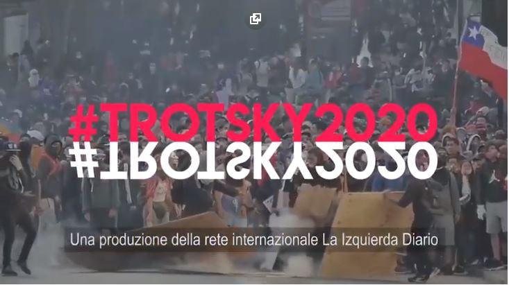 #Trotsky2020: guarda lo speciale sulle idee di Lev Trotsky!