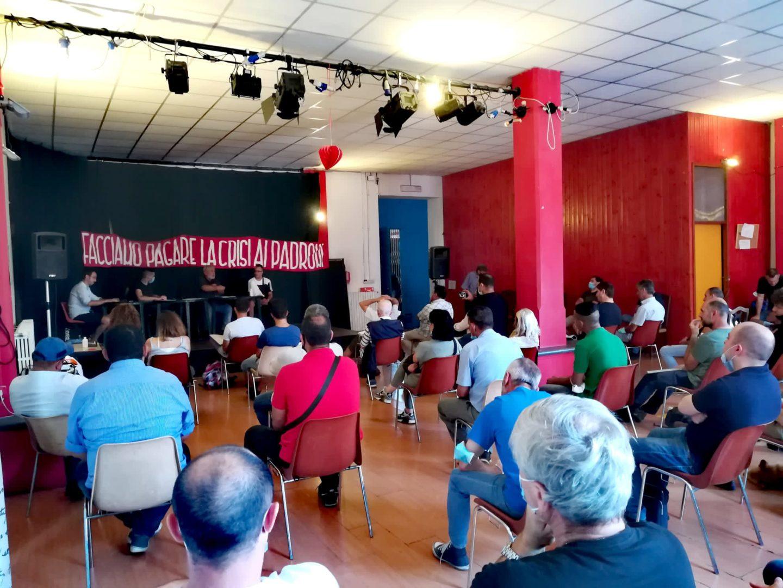A Torino e Roma assemblee di lavoratori rilanciano la data nazionale del 27 settembre