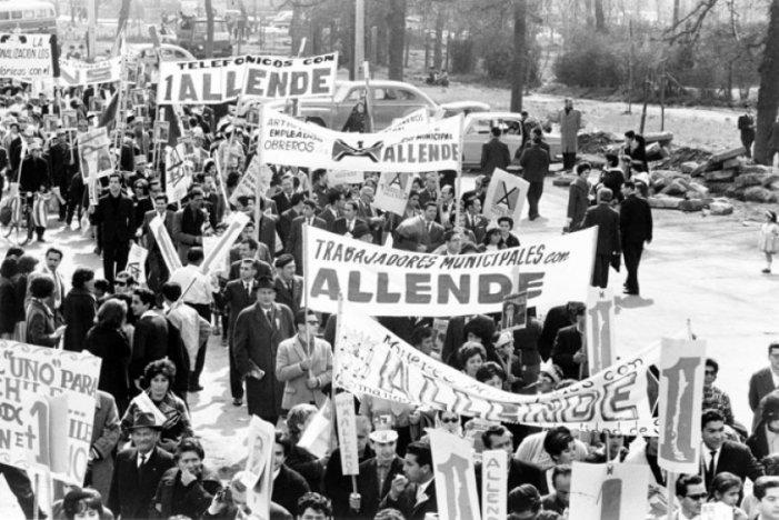 Unidad Popular, i Cordoni Industriali e il golpe del '73 in Cile