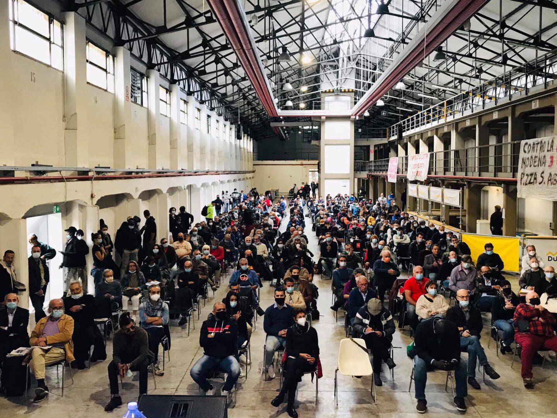 Bologna: grande assemblea di lavoratori e lavoratrici per una lotta unitaria nell'autunno!
