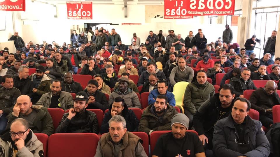 Domani a Bologna si tiene l'assemblea nazionale delle lavoratrici e dei lavoratori combattivi