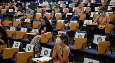 Università: di fronte al Covid-19, non ci possono bastare le soluzioni-toppa