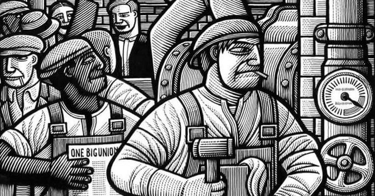 Agli operai non serve la guerra tra poveri, ma la solidarietà di classe!