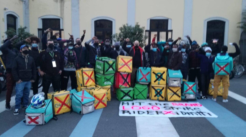 Il CCNL dei rider è una truffa: sciopero!