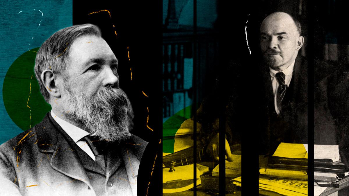 Engels secondo Lenin