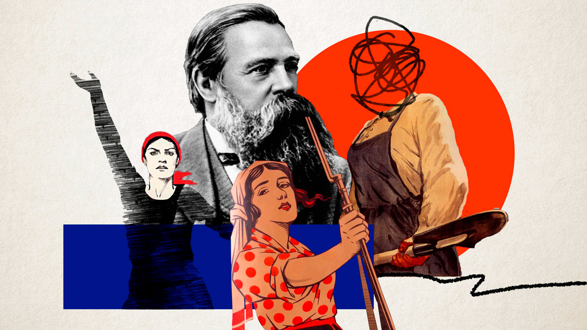 Engels, le donne lavoratrici e il femminismo socialista