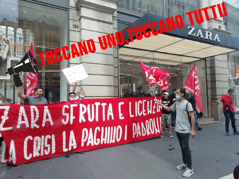 Crisi economica: 400.000 precari licenziati, i lavoratori devono rispondere uniti!
