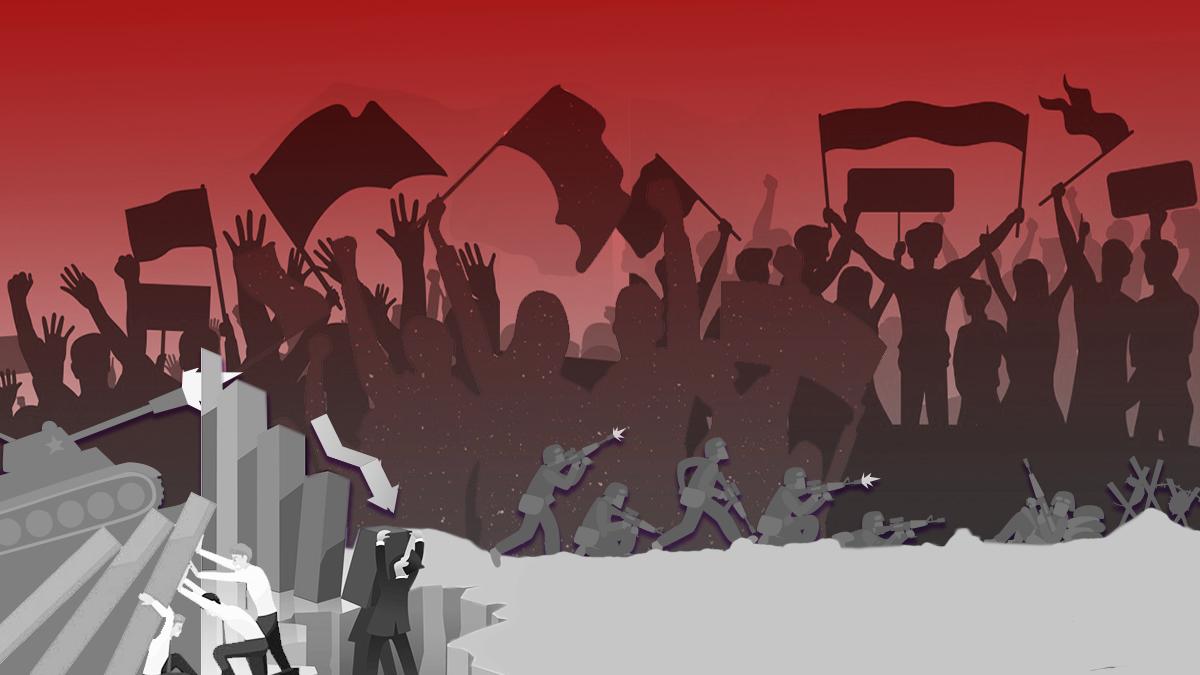 Il metodo marxista e l'attualità dell'epoca di crisi, guerre e rivoluzioni - Parte terza