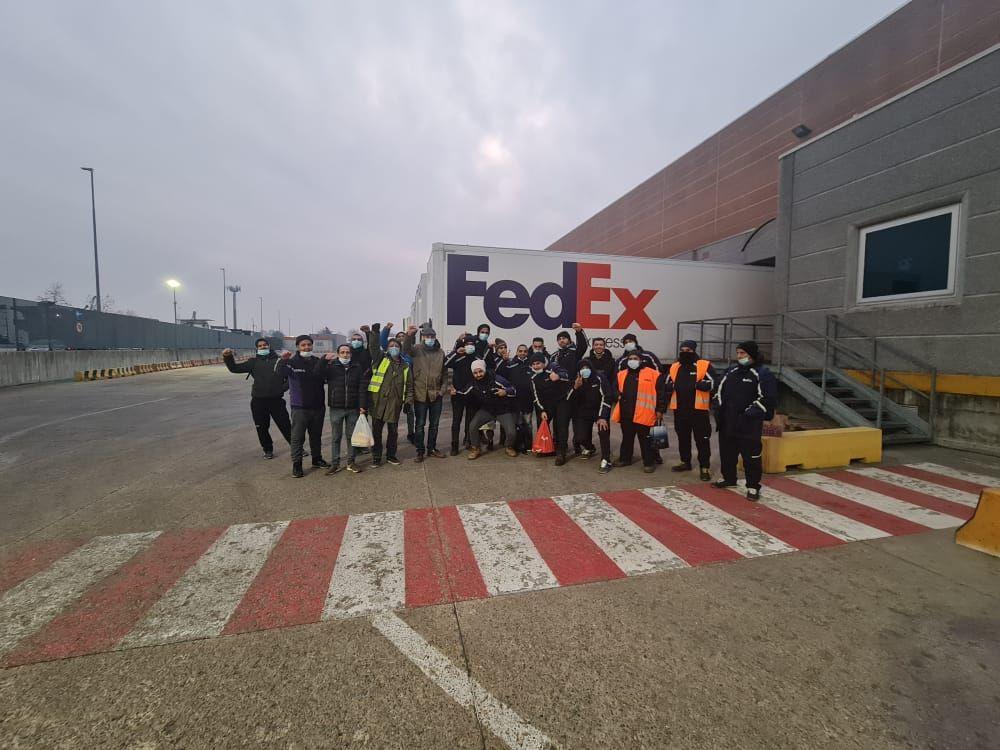 FedEx annuncia 6000 licenziamenti: due giorni di sciopero in Belgio e in Italia