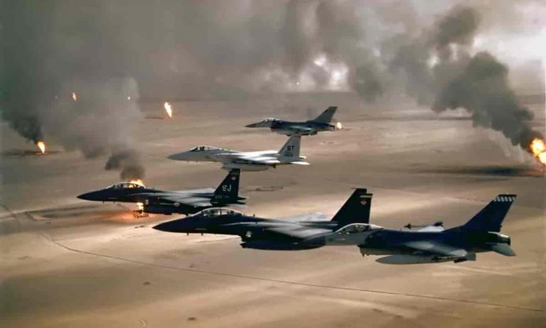1991-2021: a trent'anni dalla Guerra del Golfo